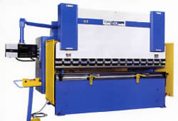 Press Brake by Somdor Engineering