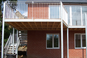 Stairs, Balconies & Railings by Somdor Engineering