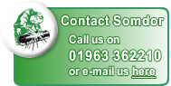 Contact Somdor - Call us on 01963 362210 or e-mail us here